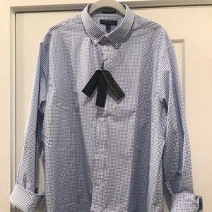 Banana Republic Slim Fit Tech Dress Shirt